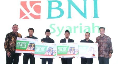 BNI Syariah Dukung Launching Waqara Pembiayaan Umroh