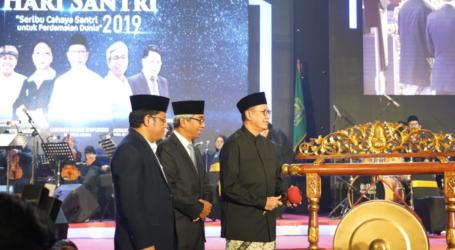 Kolaborasi Kemlu, Kemenag: Santri Indonesia untuk Perdamaian Dunia
