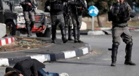 Pemuda Palestina Protes Kematian Tahanan, Ditembak Israel