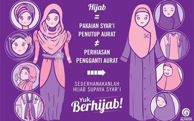 Sepuluh Dandanan dan Riasan Haram untuk Muslimah (2 selesai)