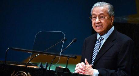 Mahathir Mohamad: Zionis Israel Asal Mula Teroris Era Modern