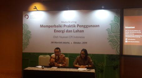 CPI Indonesia Siap Dukung Pertumbuhan Hijau di Tanah Air