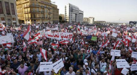 Empat Menteri Partai Kristen Lebanon Mundur