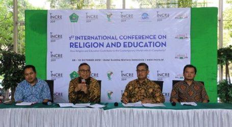 Kemenag Akan Gelar Konferensi Internasional Keagamaan dan Pendidikan di Tangerang