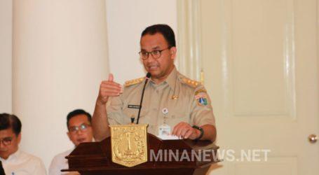 Anies Tetapkan Upah Minimum DKI Jakarta Rp 4,2 Juta