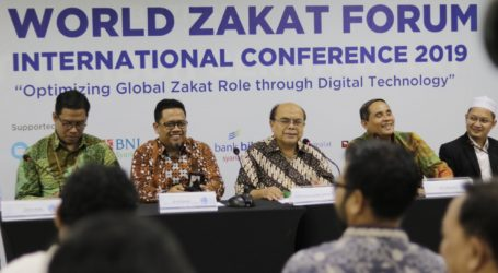 Bambang Sudibyo: Wapres Ma'ruf Amin Akan Buka World Zakat Forum 2019