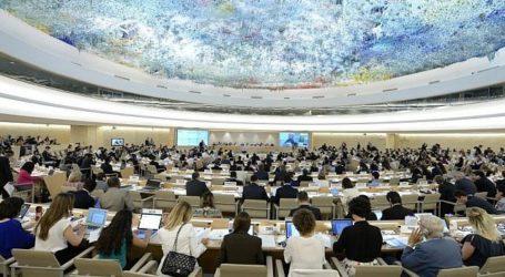 Dewan HAM PBB Bahas Kudeta Myanmar