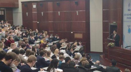 Civitas Akademika Rusia Antusias Ikuti ceramah Mantan Menlu RI Hassan Wirajuda