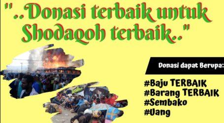 Fatayat Jama'ah Muslimin Galang Dana untuk Ambon dan Wamena