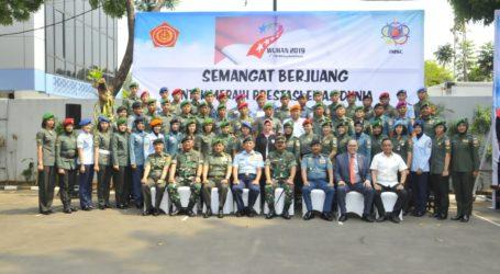 Panglima TNI Lepas Atlet Indonesia ke Olimpiade Militer dan Kejuaraan Karate Dunia