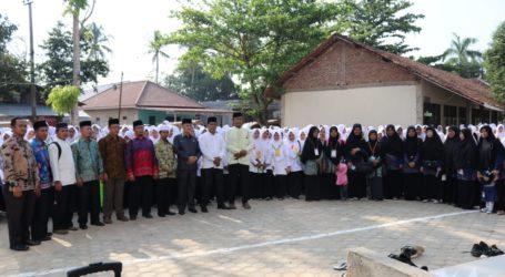 Ma'had Al-Fatah Ikuti Wisuda Tahfidz se-Provinsi Lampung