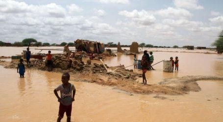 UNICEF: 490.000 Anak Terkena Dampak Banjir di Sudan