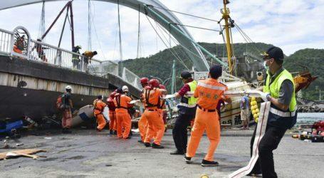 Kompensasi Rp.2 Miliar Bagi Korban Meninggal Jembatan Runtuh di Taiwan