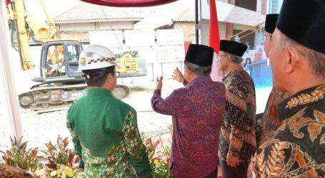 Wapres JK Hadiri Ground Breaking Masjid At-Tanwir PP Muhammadiyah
