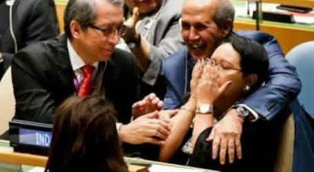 Indonesia Terpilih Jadi Anggota Dewan HAM PBB