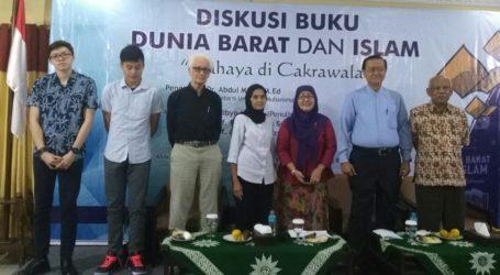 """PP Muhamadiyah Adakan Diskusi Buku """"Dunia Barat dan Islam Cahaya di Cakrawala"""""""