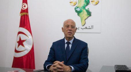 Kais Saied, Presiden Baru Tunisia Dilantik