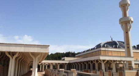 Saat Menag Kunjungi Masjid Termegah Eropa di Roma
