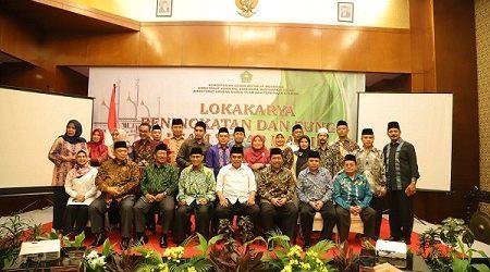 Lokakarya Peningkatan Peran dan Fungsi Imam Tetap Masjid