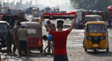 Pemerintah Baru Irak Janji Bebaskan Demonstran yang Ditangkap