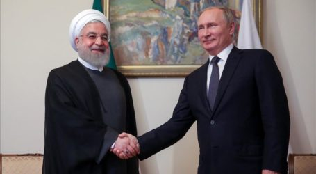 Presiden Rusia, Iran Bertemu Bahas Perjanjian Nuklir