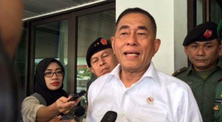 Ryamizard ke Prabowo: Semoga Kemhan Makin Disegani