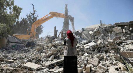 PBB: 439 Bangunan Palestina Dihancurkan Israel Tahun Ini