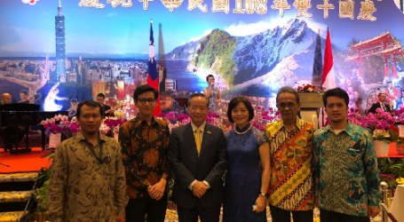 Kepala TETO John Chen: Taiwan Negara dengan Kestabilan Ekonomi Nomor 1 di Dunia