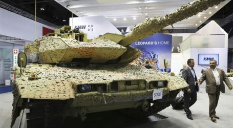 Standar Ganda Larangan Ekspor Senjata Negara-Negara Eropa