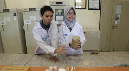 Mahasiswa UGM Olah Tulang Kambing Jadi Material Pengisi Tulang Rusak