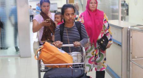 Empat Warga Aceh di Wamena Dipulangkan