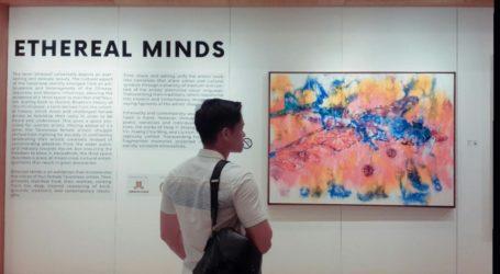 Karya Empat Seniman Wanita Taiwan Tampil di Pameran Seni WTC Jakarta
