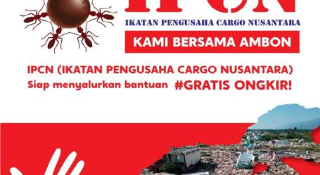 Pengusaha-Pengusaha Cargo Gratiskan Pengiriman Bantuan ke Ambon