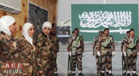 Saudi Izinkan Wanita Bergabung dalam Militer