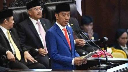 Pidato Pelantikan, Jokowi Prioritaskan Pembangunan SDM