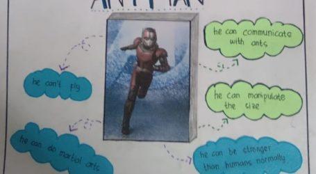 Belajar dengan Superhero, Cara Menarik Agar Siswa Suka Bahasa Inggris