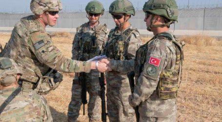 AS Tidak Akan Terlibat dalam Operasi Militer Turki terhadap Kurdi Suriah