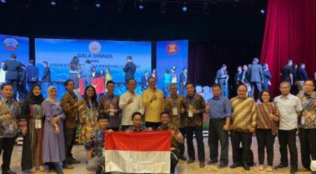 Indonesia Juara Umum ASEAN-ICTA 2019
