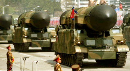 Korea Utara Uji Coba Rudal Balistik Jelang Perundingan dengan AS
