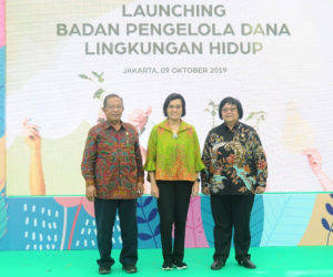 launching pembentukan BPDLH