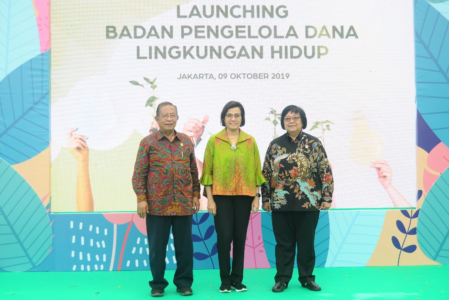 launching pembentukan BPDLH