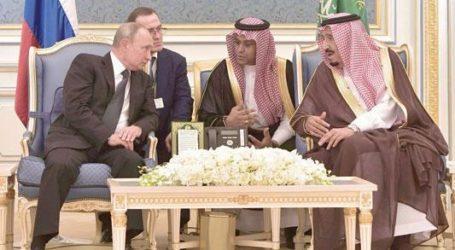 Saudi-Rusia Sepakati Kerjasama Investasi