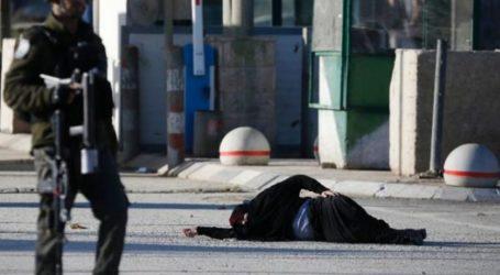 Militer Israel Tembak Wanita Palestina di Tepi barat