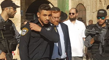Pasukan Israel Serang dan Tangkap Penjaga Al-Aqsa
