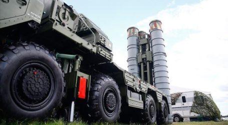 Sistem Rudal Udara S-500 Rusia Uji Coba di Suriah