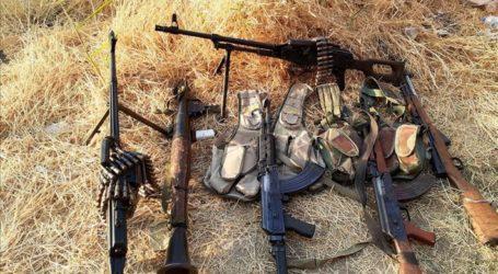 "Turki Lumpuhkan 342 ""Teroris"" di Suriah Utara"