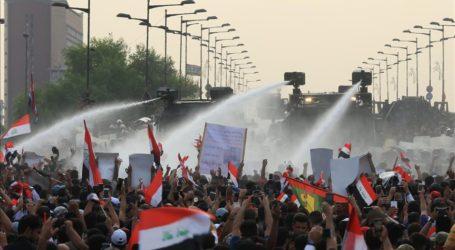 Korban Tewas Dalam Aksi Protes Irak Lebih 190 Orang