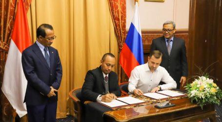 Pengusaha Kabupaten Bogor Jalin Kerja Sama dengan Mitra di Rusia