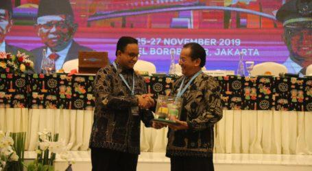 Anies Terpilih Jadi Ketua APPSI 2019-2023