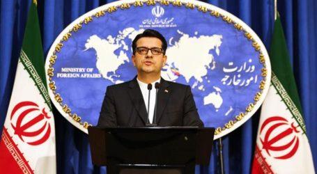 Iran: Penjahat Perang Israel Harus Dihukum